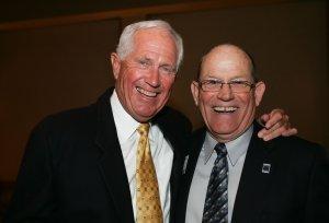 Mike White and Bob Milano