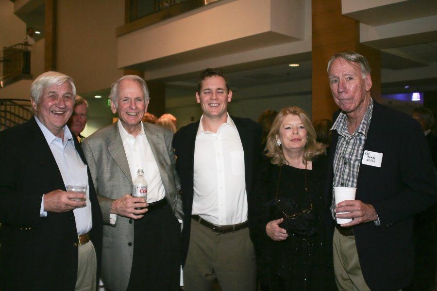 Denny Fitzpatrick , Bob Dalton and Tandy Gillis
