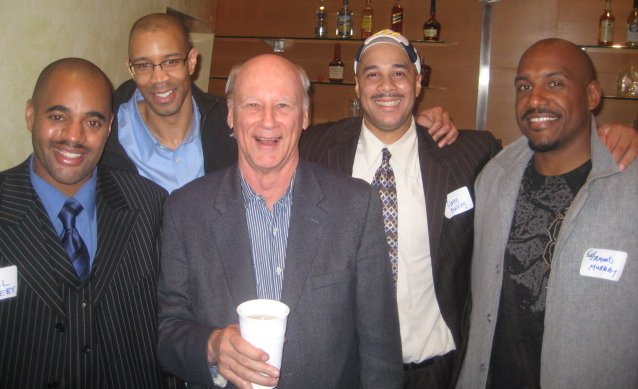 Bill Elleby, Stevie Johnson , Bill McClintock , Monte Buckley , and Lamond Murray