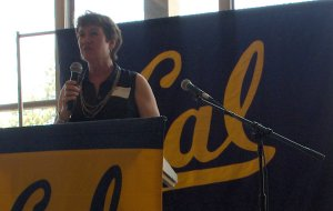 Christina Maslach, Vice Provost  Division of Undergraduate Education
