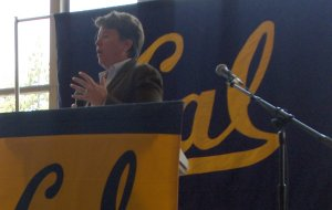 Sandy Barbour, Director  Intercollegiate Athletics