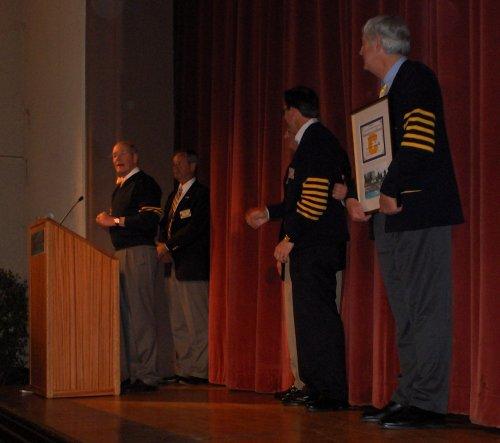 Rick Cronk, Jeff Warren, Kirk Everist, and Chris Carpenter