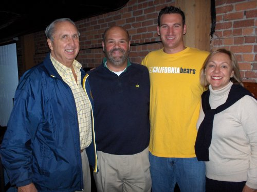 Don Bowden, Pete Osborne, Conor Famulener, and Betsy Bowden