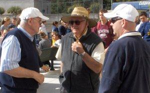 Clif, Verne,and Clif Jr.