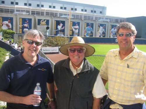 Gregg Thornton, Verne Thornburg, & Rich Thornton