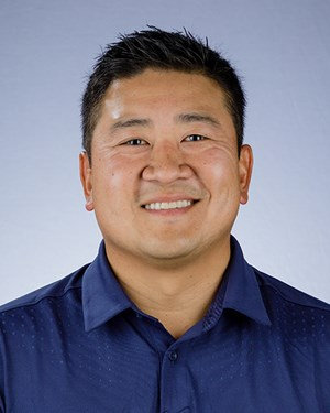 Walter Chun, Head Coach, Men's Golf