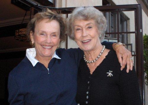 Two Lovely Ladies Coleen Ricksen & Mary Ricksen