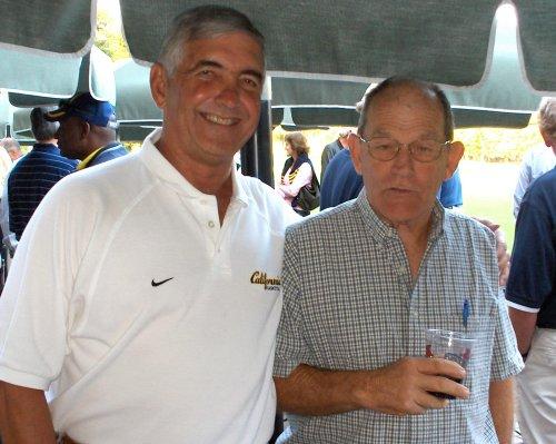Robby Olson & Bobby Milano  ...steady Bobby...