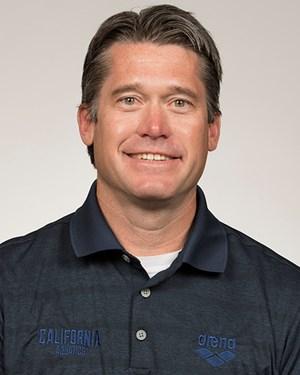 David Durden, Head Coach, Men's Swimming & Diving
