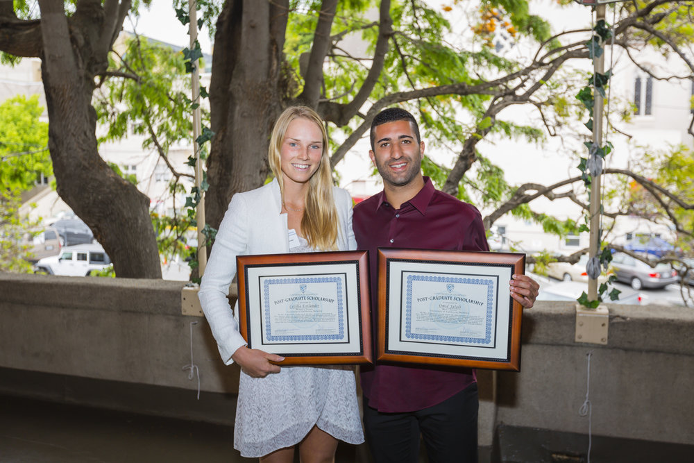 15 Estlander Cecilia and Jalali Omid Pac-12 Post-Graduate Scholarships NP.jpg