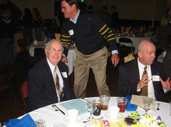 Clif Mayne, Dan Lufkin, and Clif Mayne, Jr.