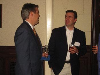 Gregg Thornton and Joe McCarthy