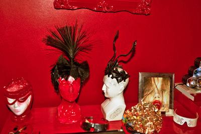 Custom Headpieces -