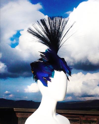 The Birds Headpiece -