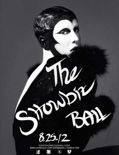 Showbiz Ball 8.25.12 - Showbizz Issue launch