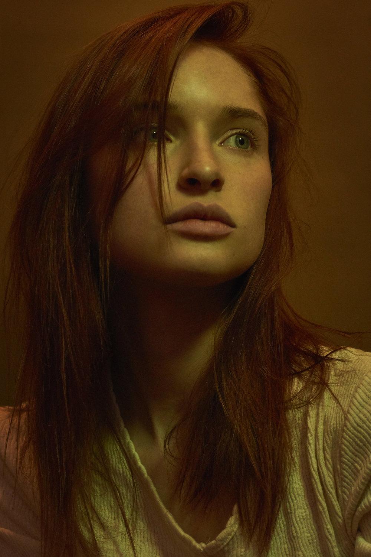 Model: Cece Yost