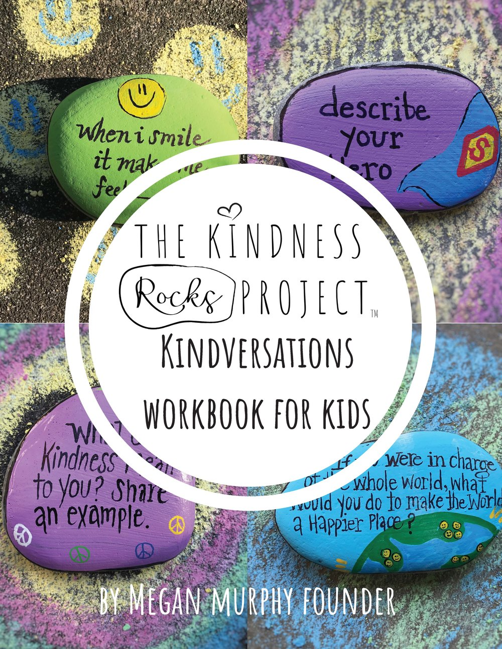 This new workbook to help inspire kids to have kind conversations.