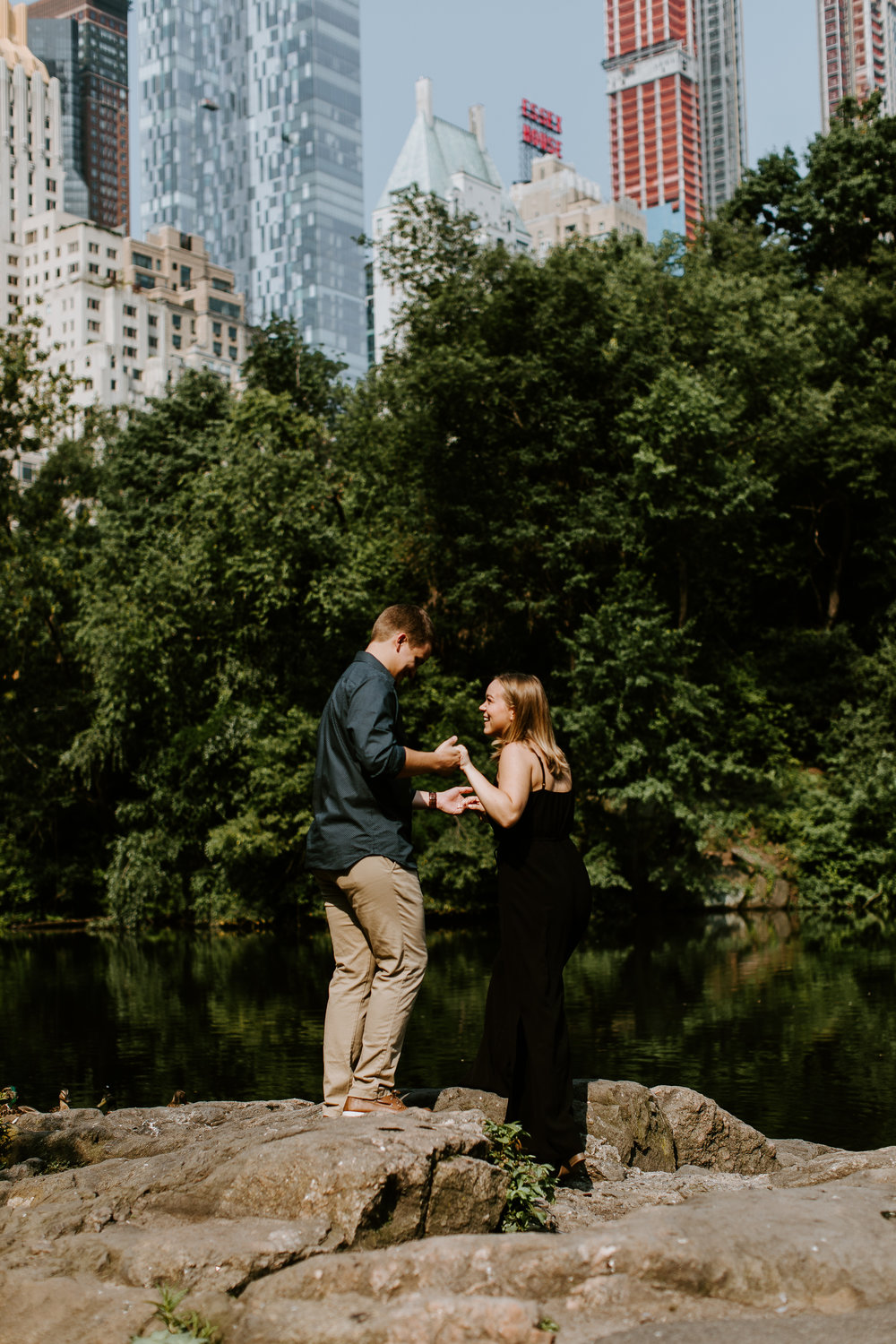 The New York Files | The Proposal