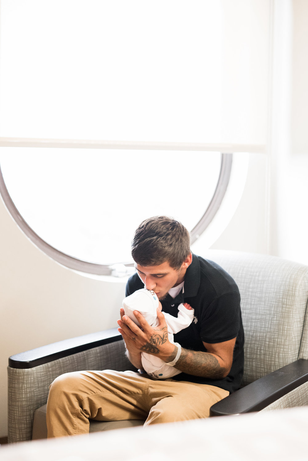 Providence Hospital Newborn Photoshoot