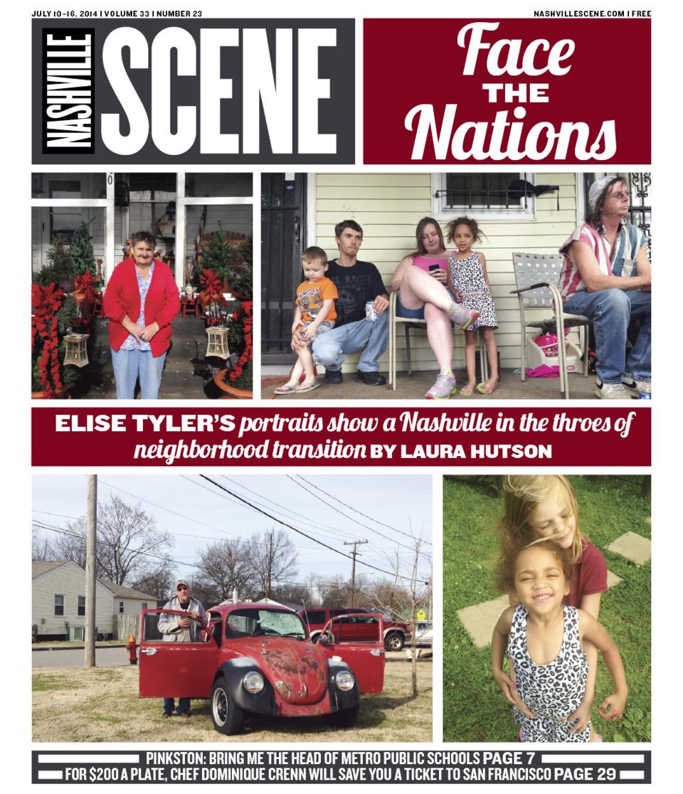 Elise Tyler, Nashville Scene