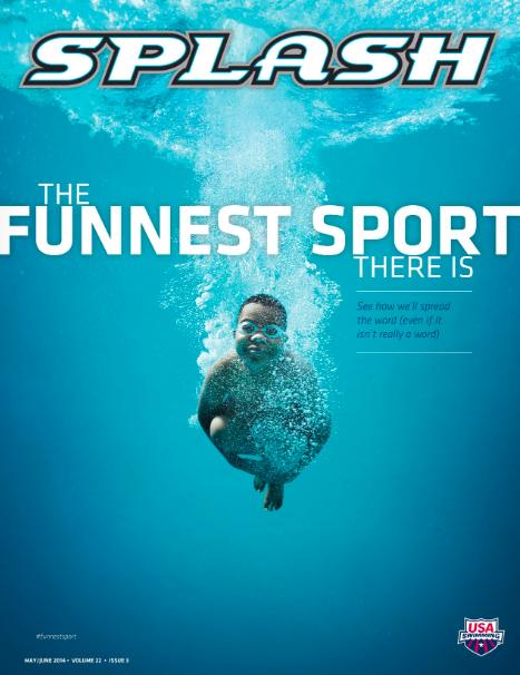 USA Swimming Splash Magazine