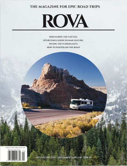 ROVA Magazine