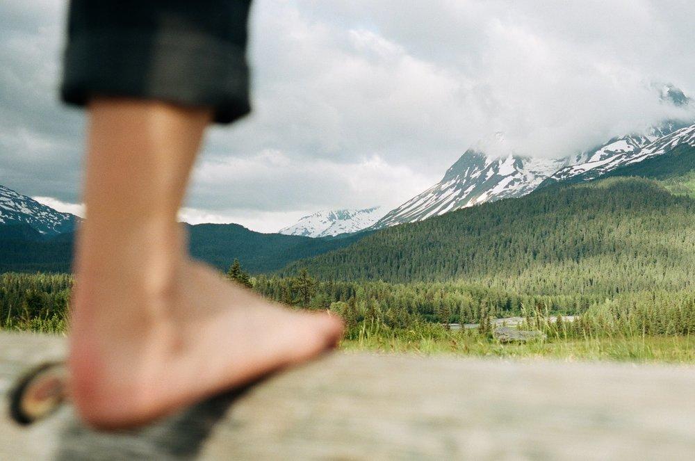 Feeling small. (Alaska)