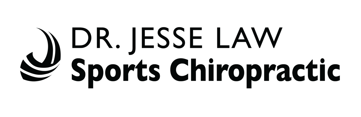 Dr Jesse Law Sports Chiropractic