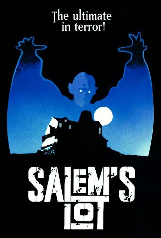 Classic 'Salem's Lot Miniseries Poster