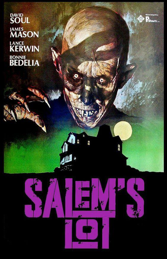 'Salem's Lot Classic Poster