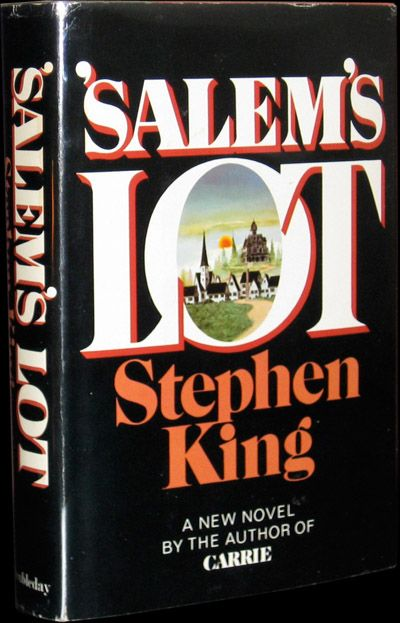 'Salem's Lot First Edition Hardcover