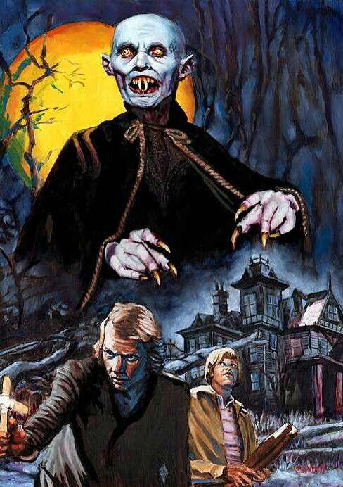 'Salem's Lot by Chris Kuchta