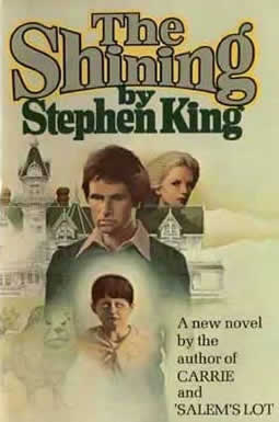 The Shining  First Edition Hardcover