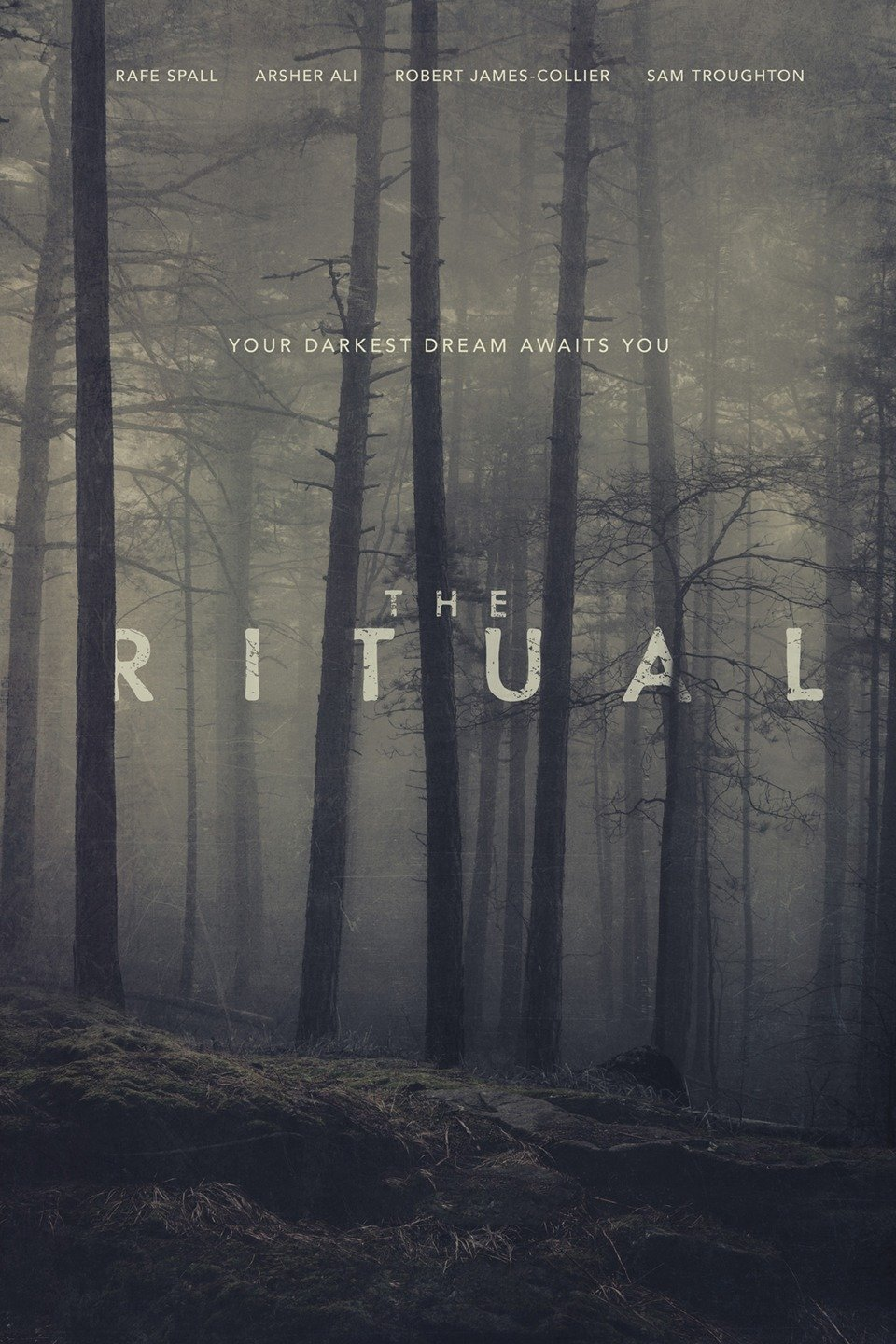 The Ritual on Netflix Movie Poster