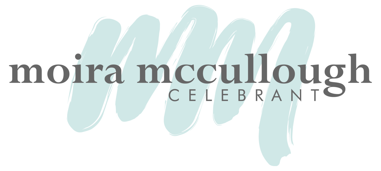 Moira McCullough | Wedding Celebrant | Wellington