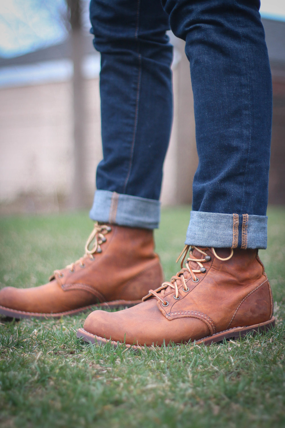 Red Wing Blacksmiths from Nordstrom Rack for $115