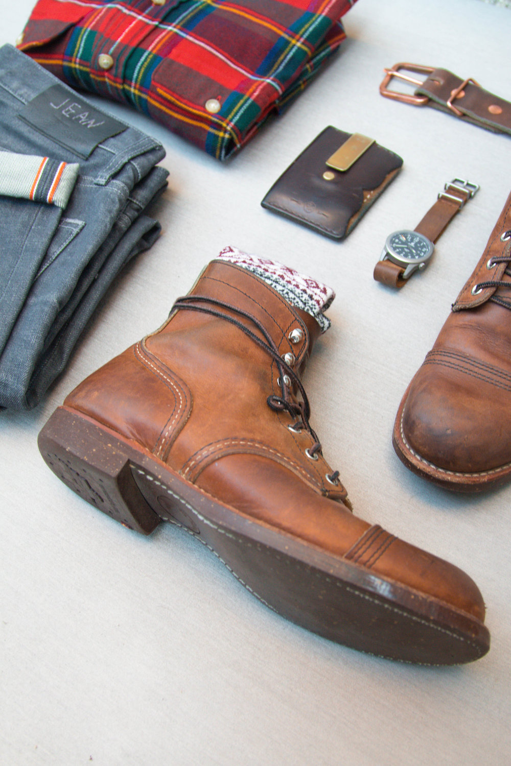 The Iron Rangers featured in one of my Instagram Grids