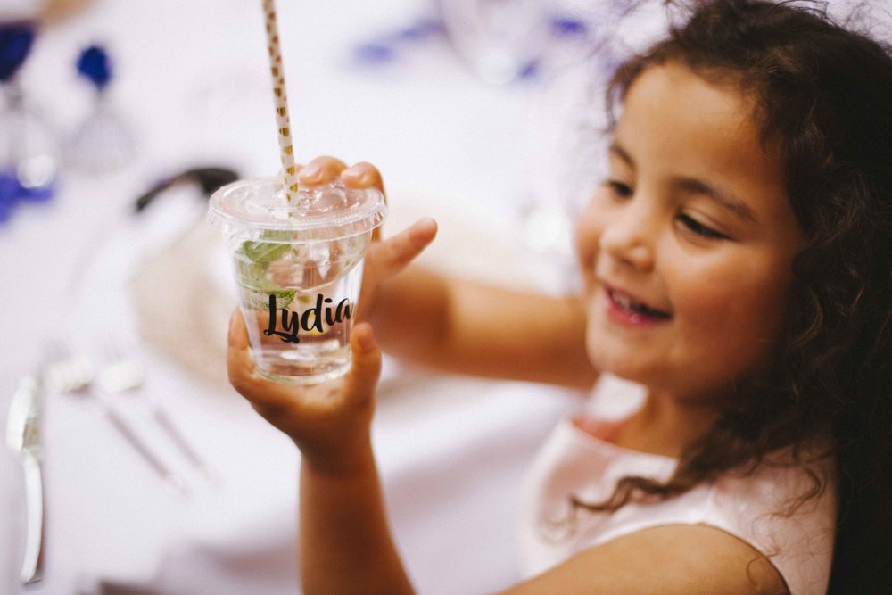Invention and Charm for kids' Birthday Parties