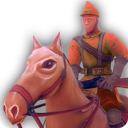 Cavalry - Cavalry are fast moving, and best used to flank units. They are particularly useful against support units.+ Fastest non-motorized unit.+ Always attacks indirect fire units at full fighting strength, ignoring wounds.- Short range.