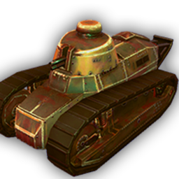 Light Tank - Decent armour protects the Light Tank from small arms fire. Its small bore cannon blasts through other light armour.+ Fast.+ Armour-piercing.- Vulnerable to anti-armour.