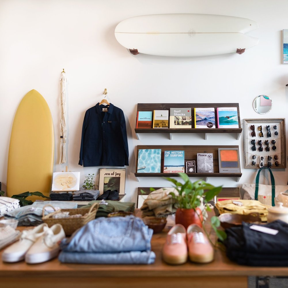 Leeward Surf & Sea - Portland, OregonLocated in the city, but the soul of the coast.