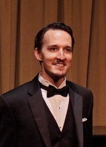 Alexander R Adams, bass-baritone