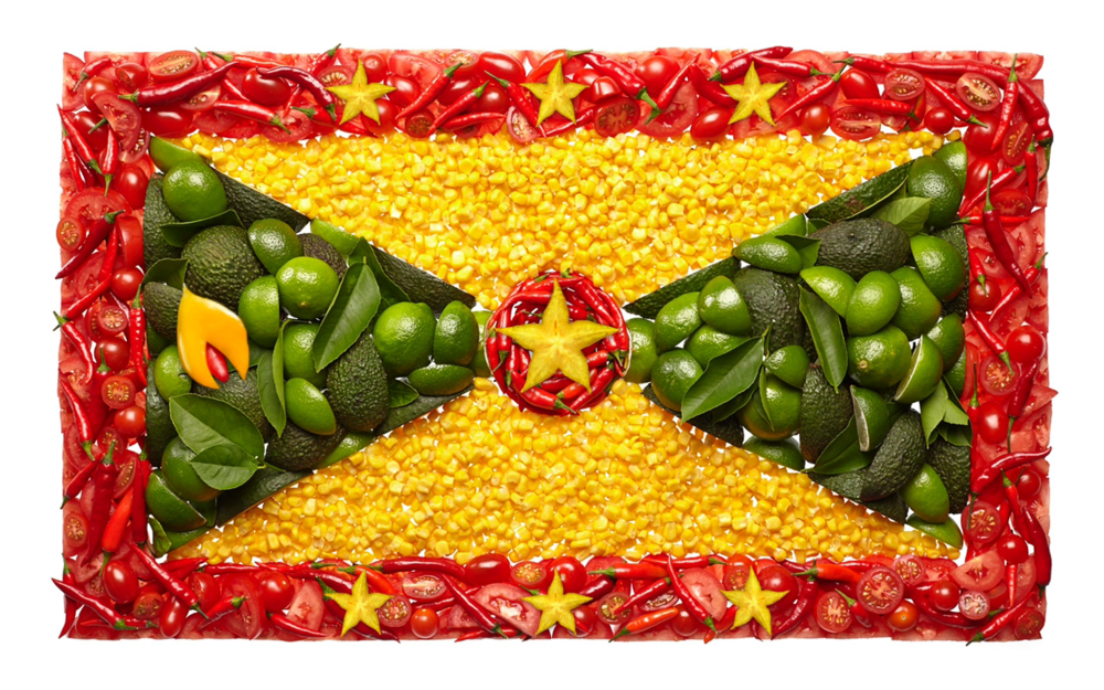 royal caribbean food flags pier madonia
