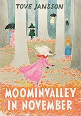 79  Tove Jansson - Moominvalley in November — Backlisted