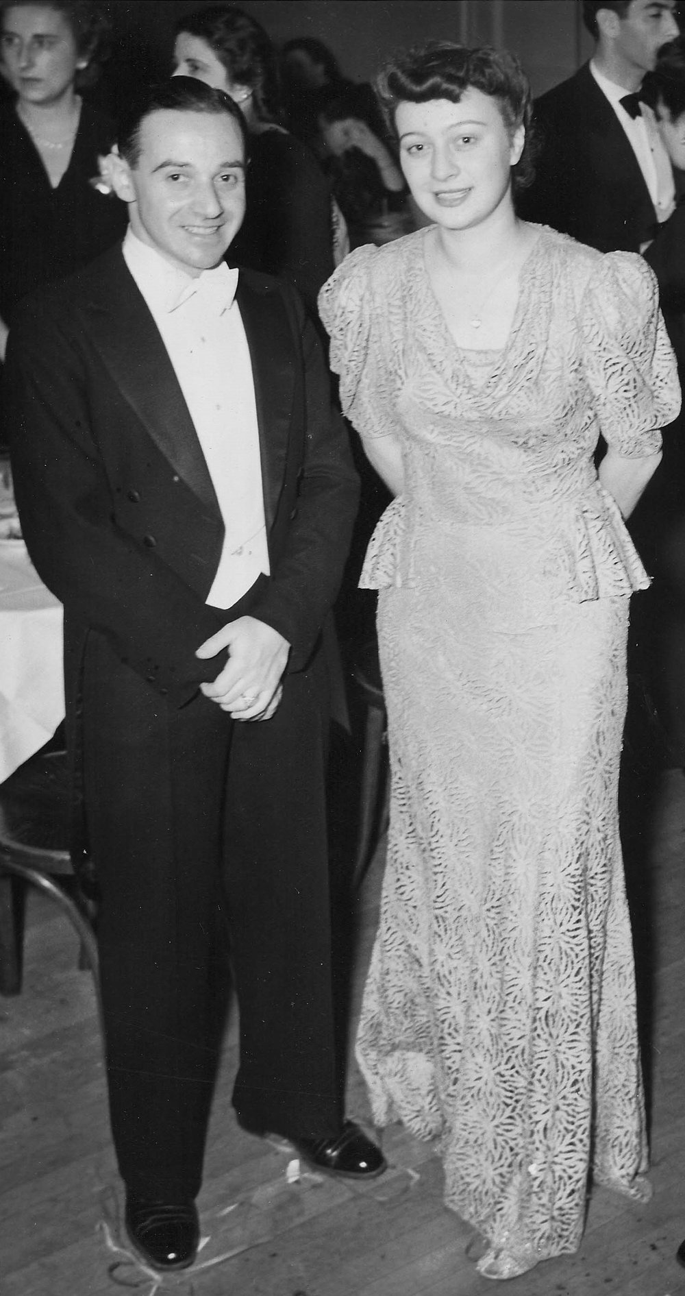 Joe Vandewart & Annie Westall