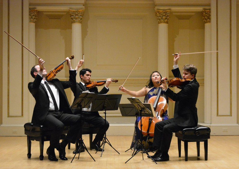 November 30 - Calidore String Quartet