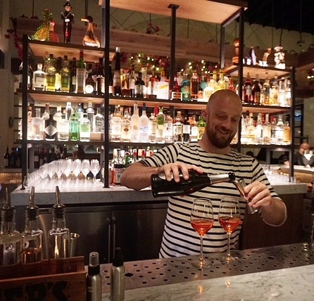 Ask for Kyle the bartender! He does a solid pour!