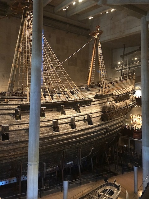 The Vasa Ship!