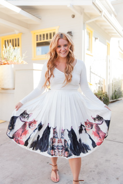 Meow! You can shop this skirt on  https://www.liketoknow.it/!  Follow me  @TheWonderlistxyz!