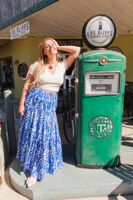 The General Store in Downtown Los Olivos!